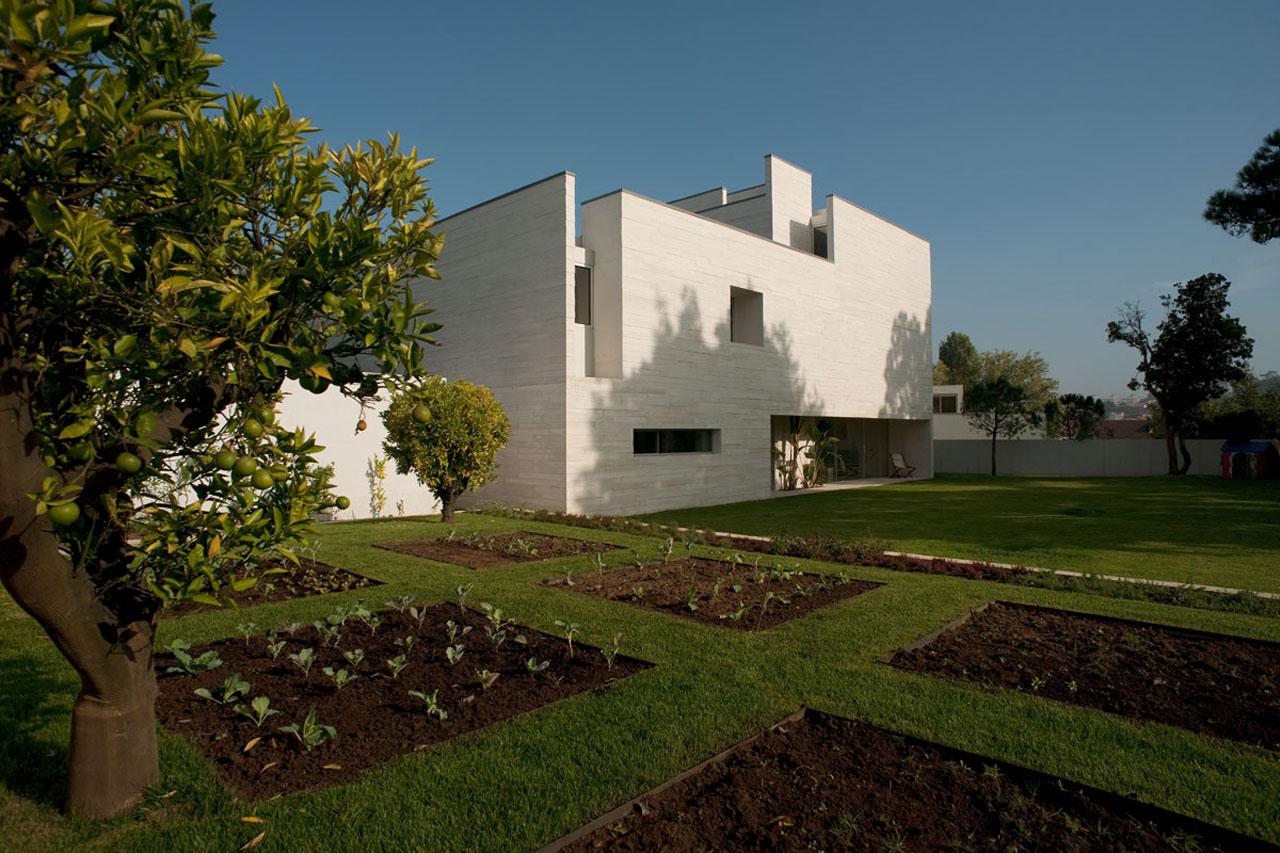 Casa em aldoar topos atelier de arquitectura archdaily - Atelier arquitectura ...