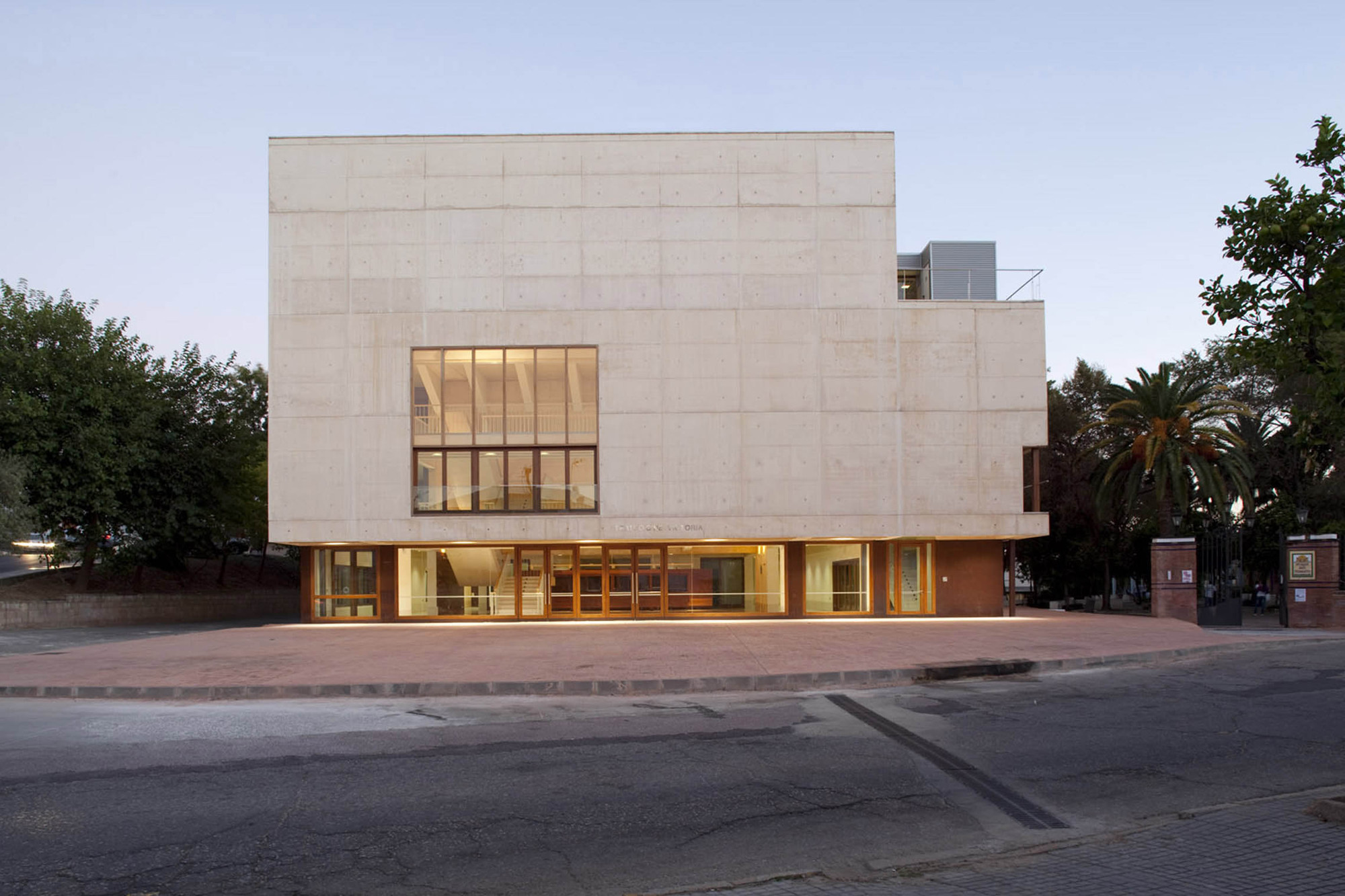 Teatro archdaily brasil for Archdaily com