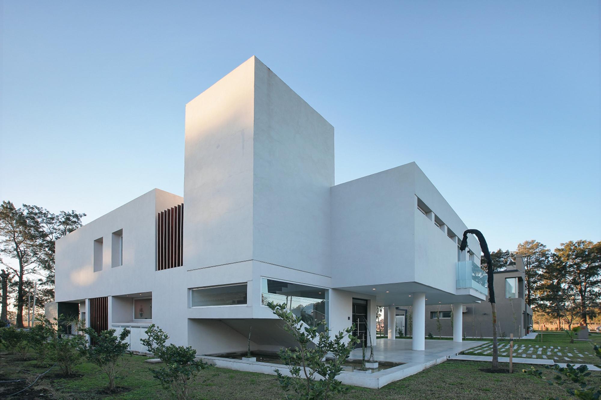 Galeria de casa ra pablo anzilutti 4 for Home gateway architecture