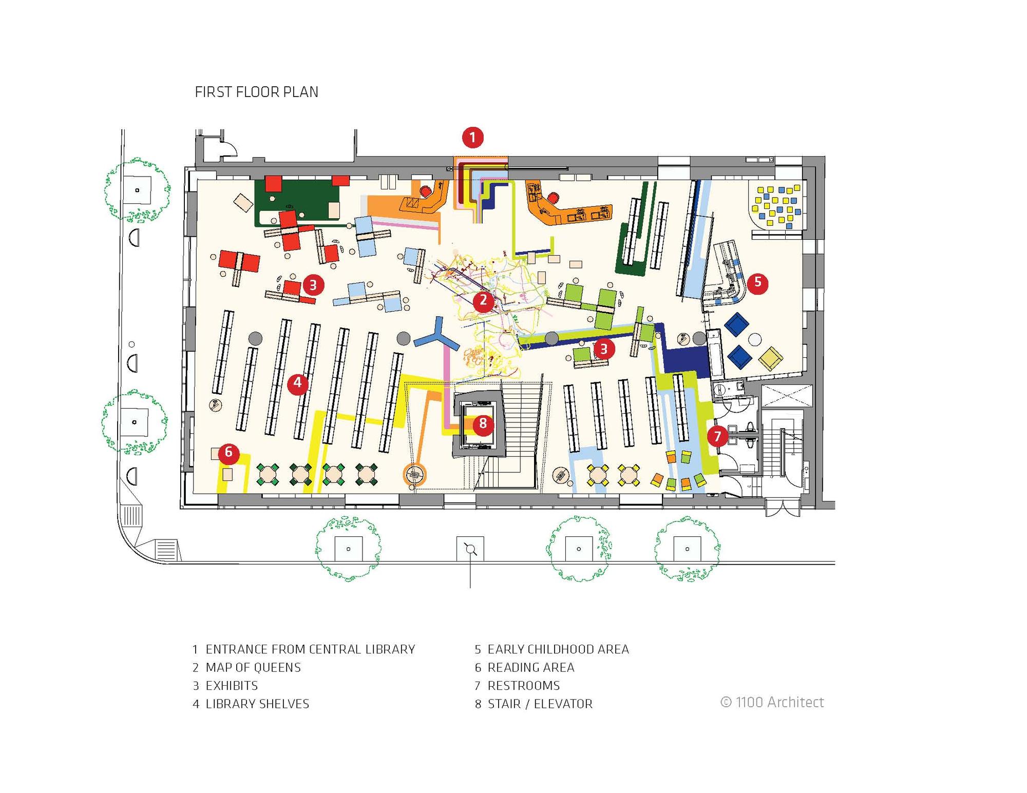 Library Floor Plans On Pinterest Plans Non