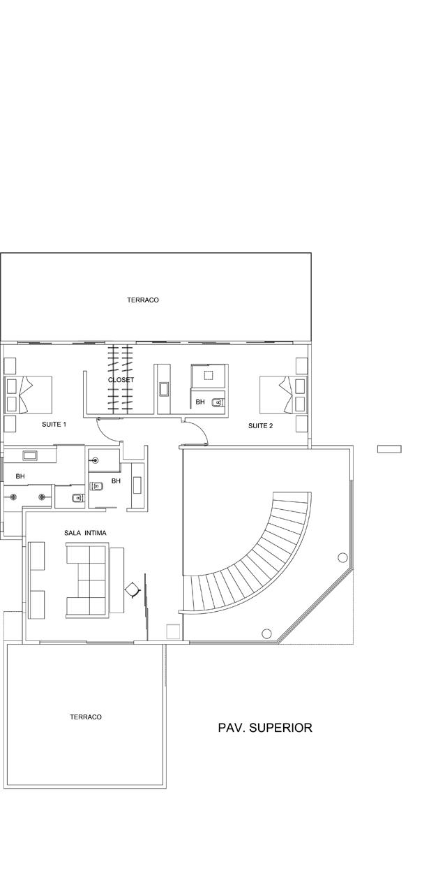 Galeria de resid ncia nj pupogaspar arquitetura 24 - Sublimissime residencia nj pupogaspar arquitetura ...