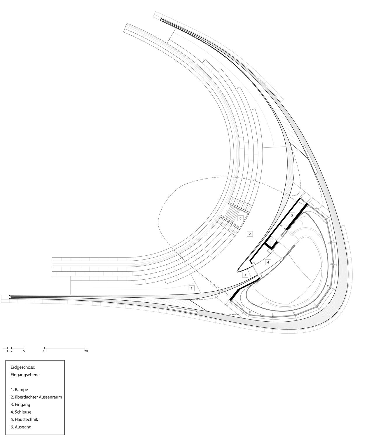Galeria De Pavilh 227 O Porsche Na Autostadt Em Wolfsburg
