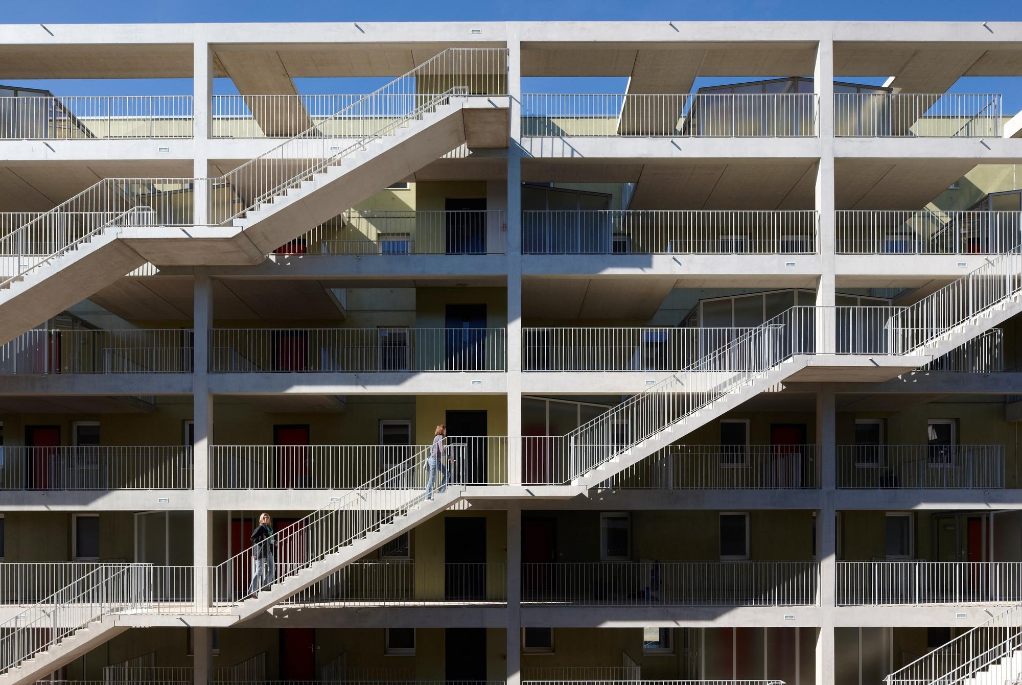 Habitação em Nancy / ANMA