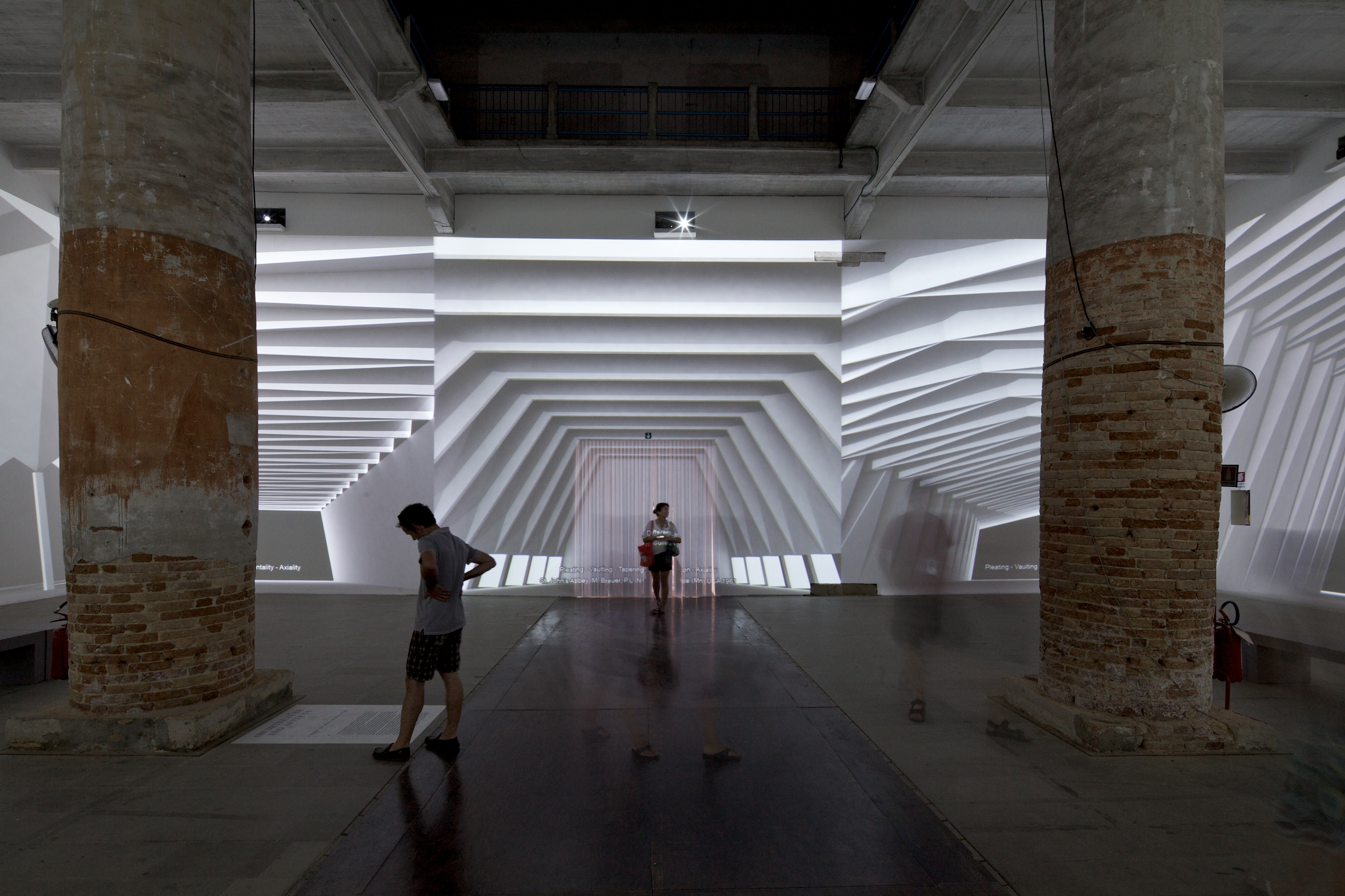 Bienal de Veneza 2012: 'Architecture and its Affects' / Farshid Moussavi, © Nico Saieh
