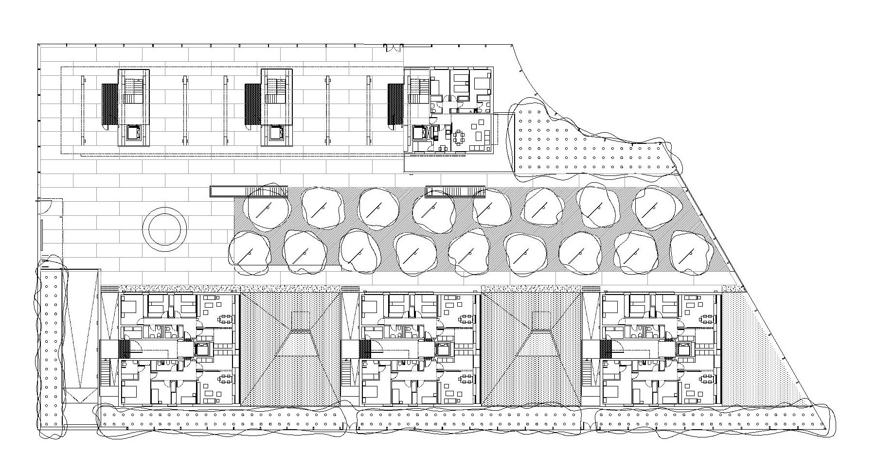 Galeria de conjunto habitacional em albacete burgos garrido arquitectos 24 - Arquitectos albacete ...