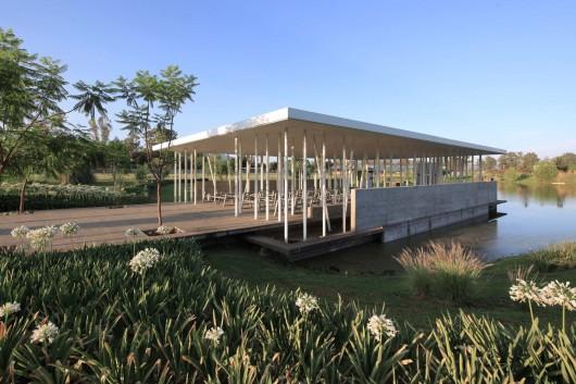 Capela do lago divece arquitectos archdaily brasil - Arquitectos en zamora ...