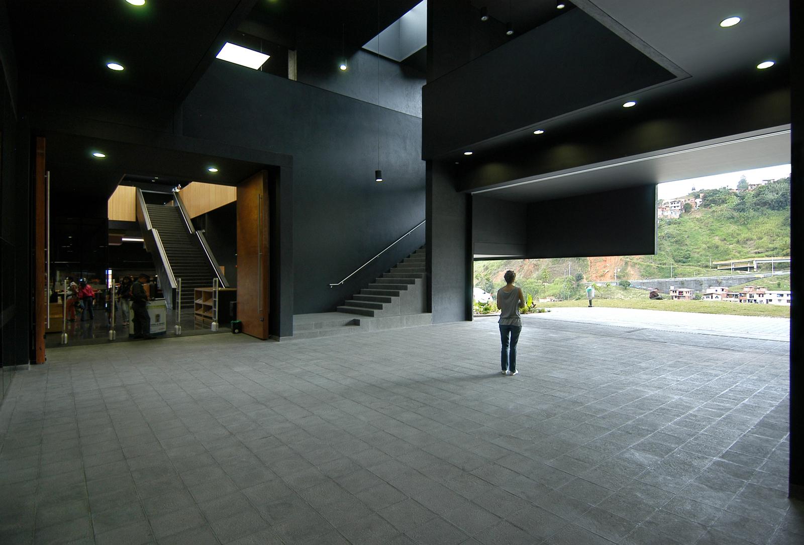 Galeria de parque biblioteca fernando botero g ateliers for G architecture massy