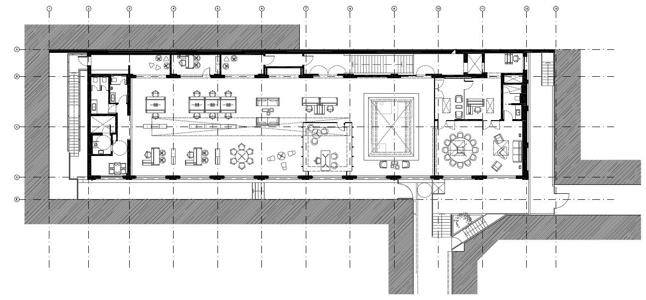 Galeria de Escritórios da Fundação Botín / MVN Arquitectos
