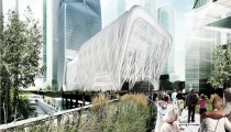 Cortesia de Diller Scofidio + Renfro e Rockwell Group