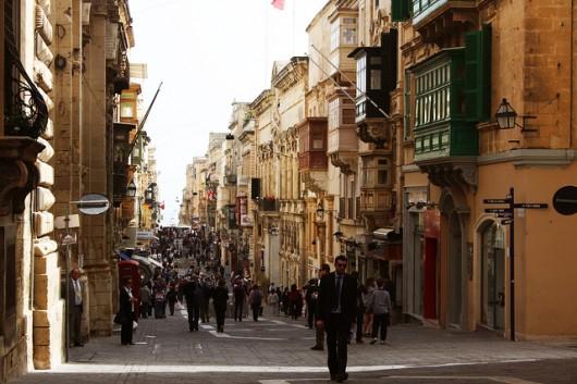 La Valeta, Malta © Coleccionista de lugares, via Flickr
