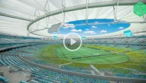 Video: Maracanã's Face Lift, Raising the Roof
