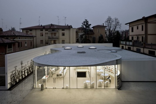Cortesia de Andrea Maffei Architects