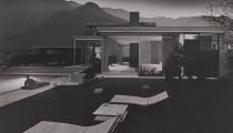 Kaufmann House, 1947 Palm Springs, CA / Richard Neutra, arquiteto © Julius Schulman